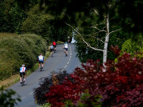 Choice Of Routes Announced For Break The Cycle 2017