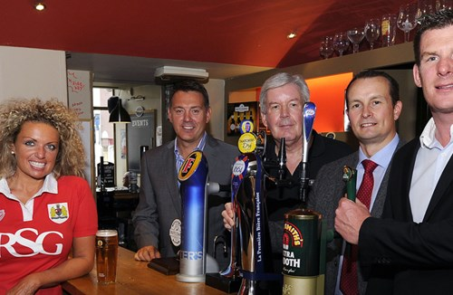 Drinks Companies Pour Into Ashton Gate