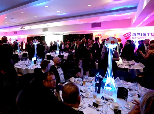 VIDEO: The Best Of The 2016 Bristol Sport Gala Dinner