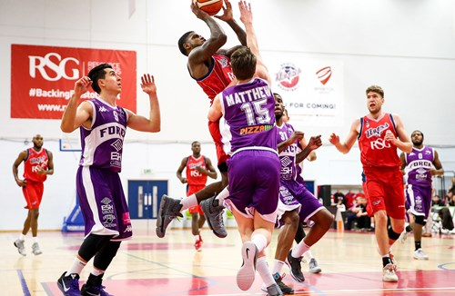Report: Bristol Flyers 96-79 Leeds Force