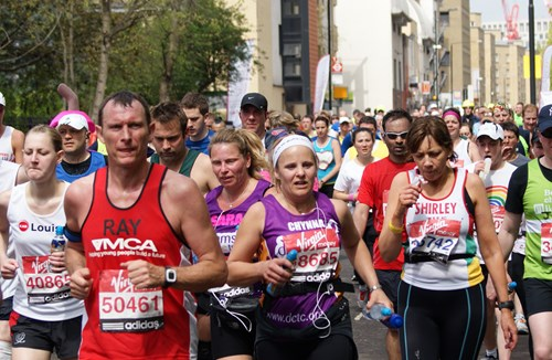 Run The London Marathon For Bristol Sport Foundation