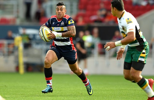 Tusi Pisi Given Two-Week Suspension