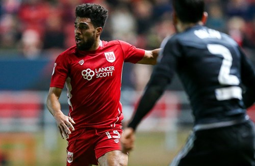 Report: Bristol City 0-1 Brentford