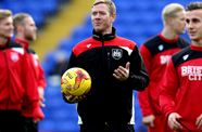 Press Conference: Holden Pre-Rotherham United