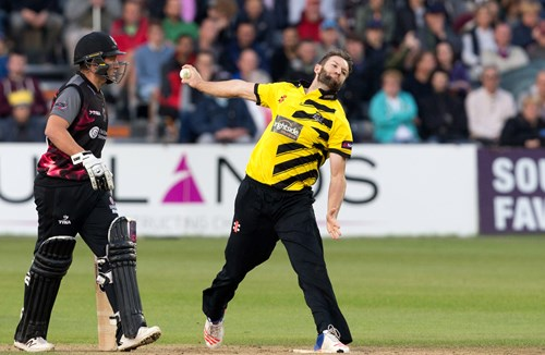 Gloucestershire Sign Andrew Tye For NatWest T20 Blast