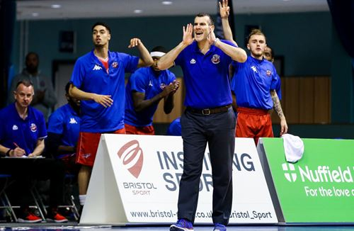 Video: Kapoulas On 'Gutsy' Win Over Worcester Wolves
