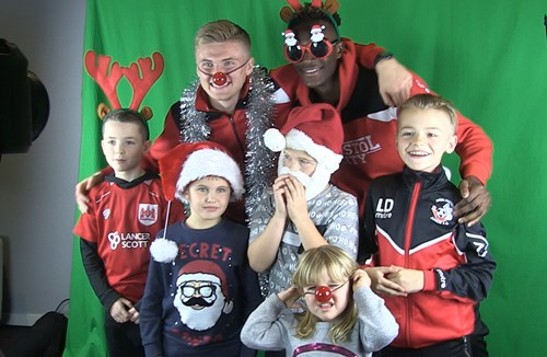 Bristol Sport Kids TV: Christmas Special