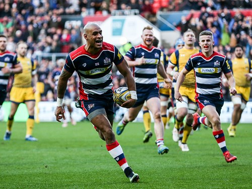REPORT: Bristol Rugby 28-20 Worcester Warriors