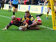 VIDEO: Bristol Rugby 28-20 Worcester Warriors
