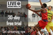 30-Day FREE Trial On LiveBasketball.TV