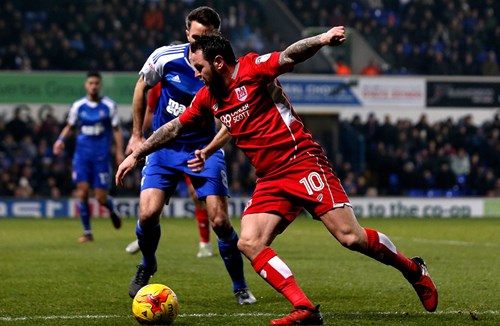 Report: Ipswich Town 2-1 Bristol City