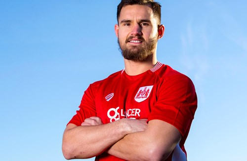 Australian Defender Joins Bristol City