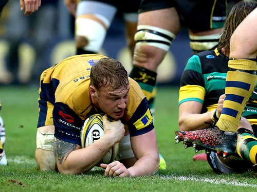 REPORT: Northampton Saints 32-26 Bristol Rugby
