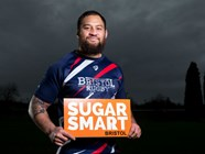 Bristol Rugby Get Sugar Smart
