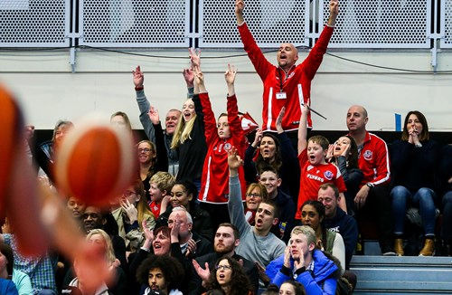 Gallery: Bristol Flyers 81-73 Worcester Wolves