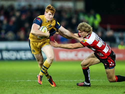 VIDEO: Tovey Keen To Stake His Claim