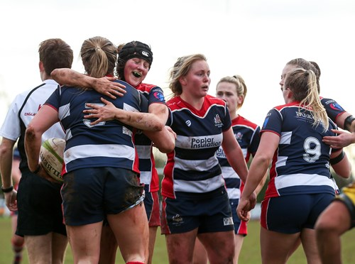 HIGHLIGHTS: Bristol Ladies 86-3 DMP Sharks