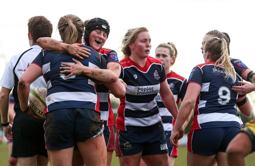Bristol Ladies Crowned Senior Plate Winners