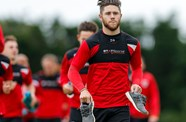 Burns Recalled From Aberdeen Loan