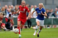 Allen signs professional terms with City Women