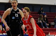 Report: Bristol Flyers Women 44-50 Team Solent Kestrels