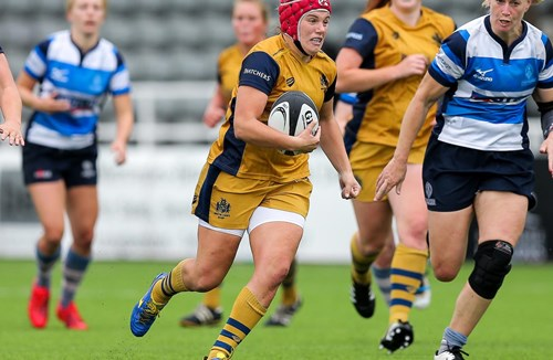 Five Bristol Ladies Players Named In Wales Six Nations Squad