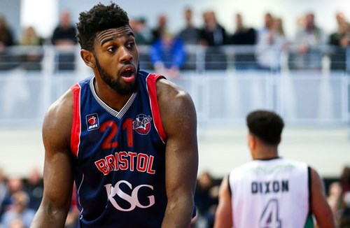 Gallery: Bristol Flyers 98-103 Plymouth Raiders (OT)