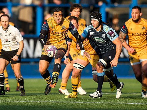 REPORT: Cardiff Blues 37-21 Bristol Rugby