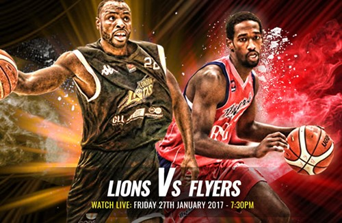 Preview: London Lions v Bristol Flyers