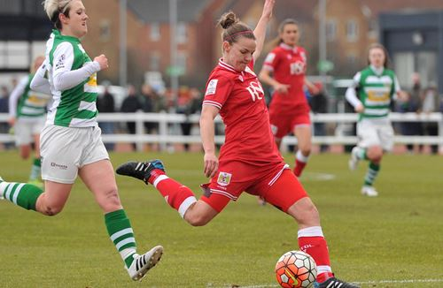 Welsh International Pens New Deal With The Vixens
