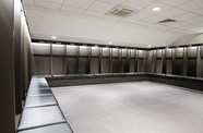 First Look: Dressing Room Areas At Ashton Gate