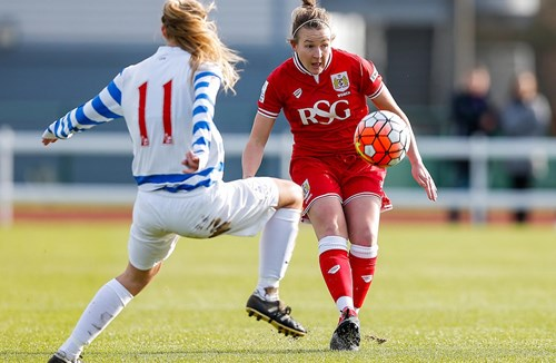 Brown Commits Future To City Women