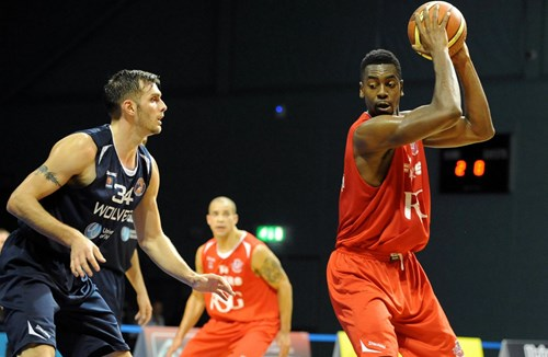 Report: Worcester Wolves 74-48 Bristol Flyers