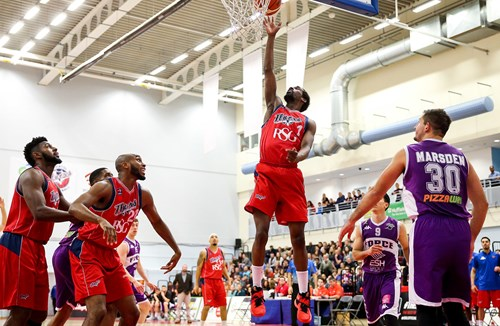 Report: Leeds Force 83-101 Bristol Flyers