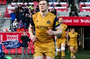 Woodward Earns Call-Up To England Training Camp