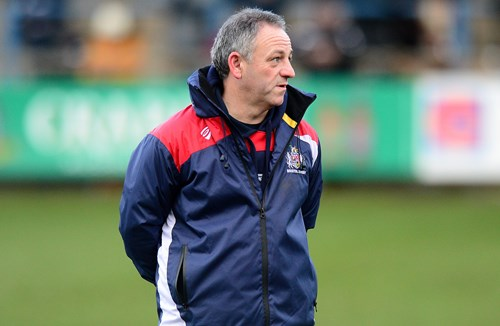 VIDEO: Tainton Disappointed By Second Half Showing
