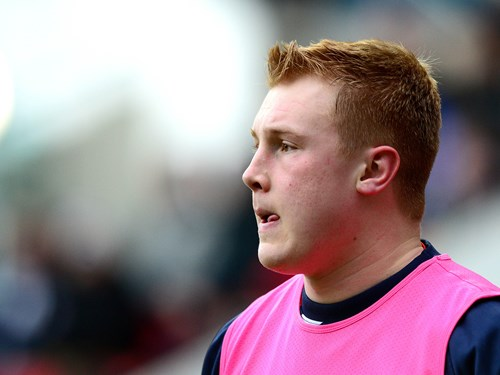 Academy Trio Named In England U18 Squad For France Clash