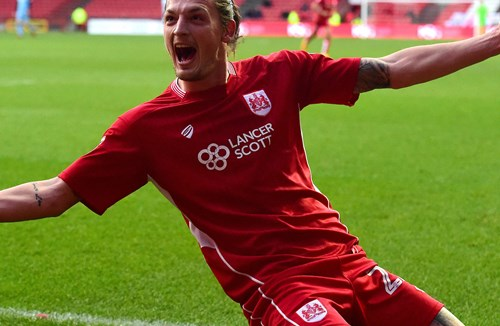 Djuric Delghted With Maiden Goal