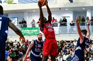 Report: Bristol Flyers 60-74 Glasgow Rocks
