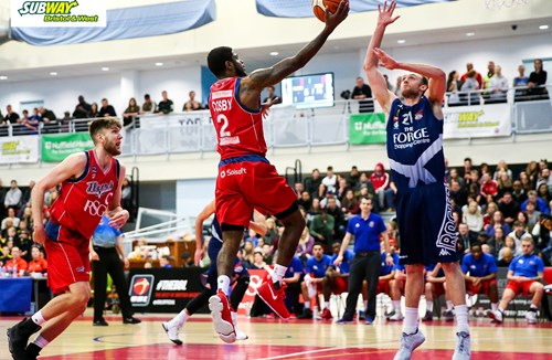 Gallery: Bristol Flyers 60-74 Glasgow Rocks
