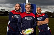 Bristol Rugby Proud To Support Aviva's #DriveSafer Campaign