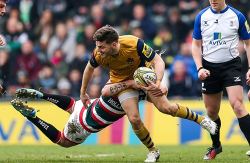 GALLERY: Leicester Tigers 50-17 Bristol Rugby