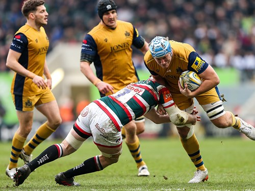 REPORT: Leicester Tigers 50-17 Bristol Rugby