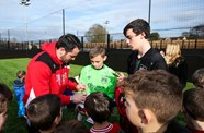 GALLERY: City Stars Attend Community Trust Half-Term Camp
