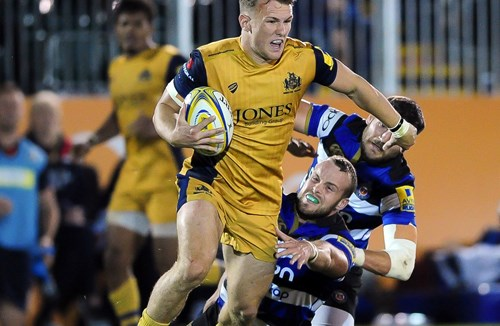 Carpenter Joins Doncaster Knights On Loan