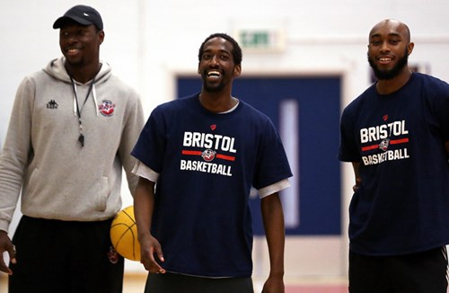 Video: Bristol Flyers Half-Term Holiday Camp