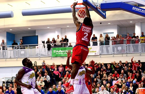 Gallery: Bristol Flyers 73-72 London Lions
