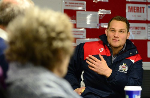 GALLERY: Quartet Attend Golden Memories Reminiscence Session