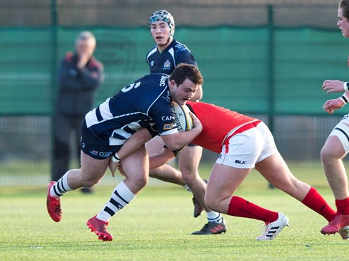 Academy Hooker Freeman Earns Wales U18 Call-Up