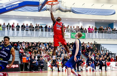 Report: Bristol Flyers 82-69 Sheffield Sharks